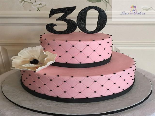 torte 30 anni