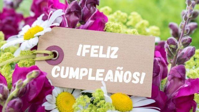 buon compleanno in spagnolo