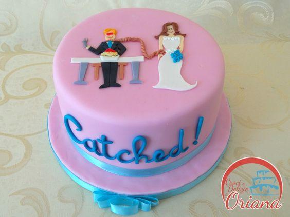 torta addio al nubilato