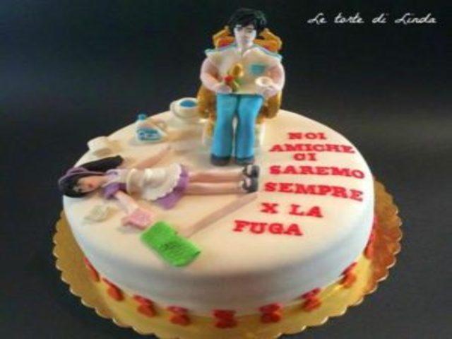 torte addio al nubilato