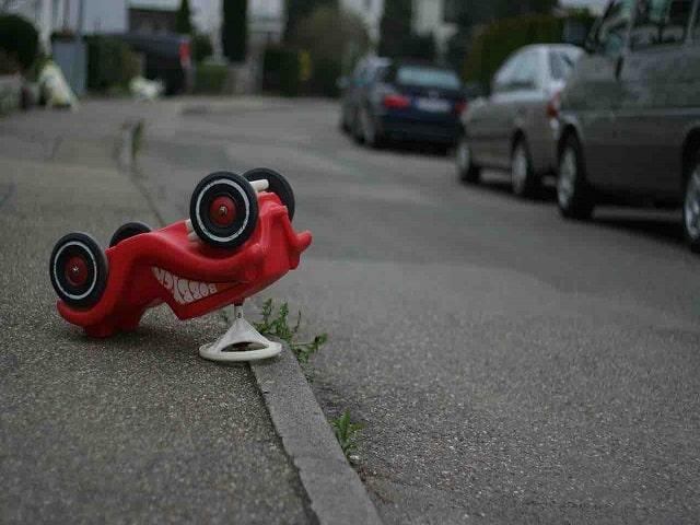 bambini uccisi sulle strade