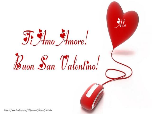 buon san valentino