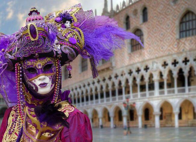maschere italiane