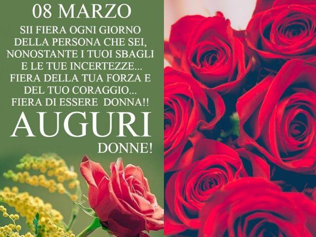 8 marzo festa delle donne