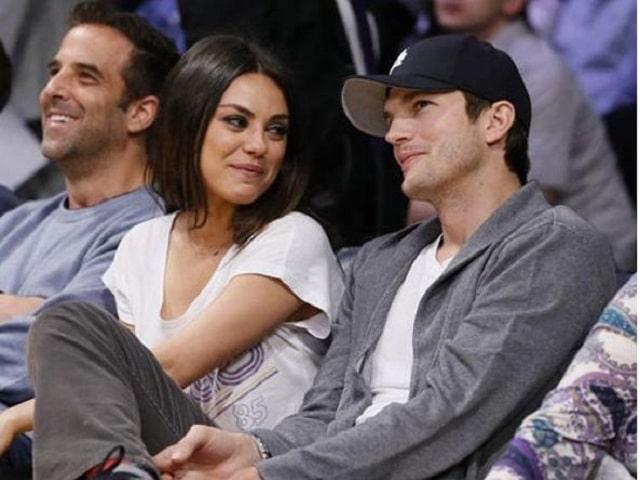 Ashton Kutcher moglie