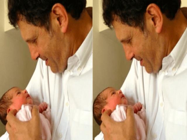 Fabrizio Frizzi e sua figlia