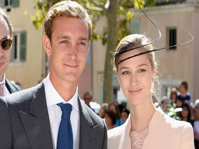 Pierre Casiraghi e Beatrice Borromeo