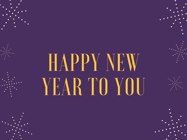 auguri di buon anno