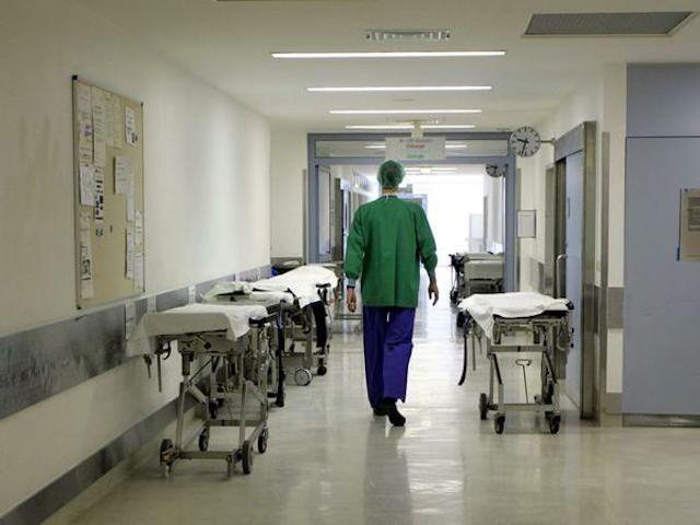corridoio d'ospedale