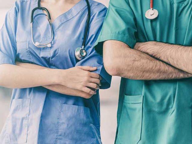 infermiere e medico