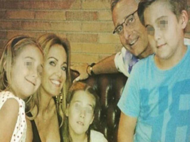 paolo bonolis famiglia