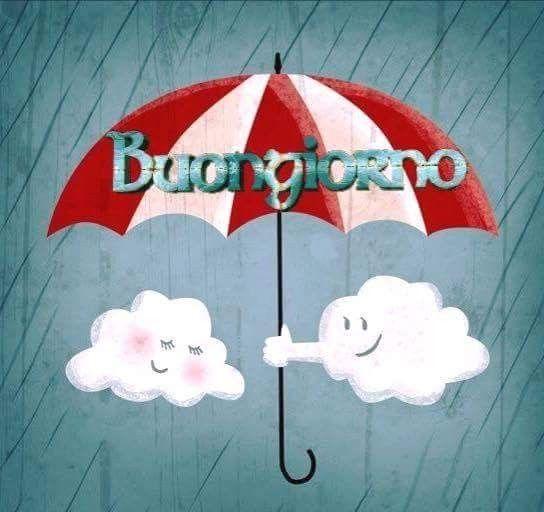 buon sabato piovoso