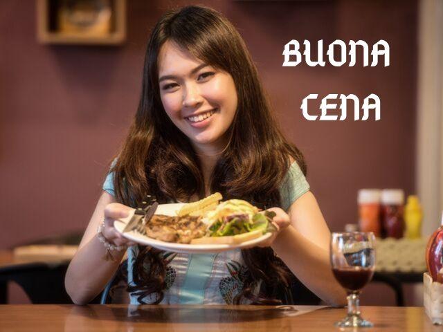 buona cena