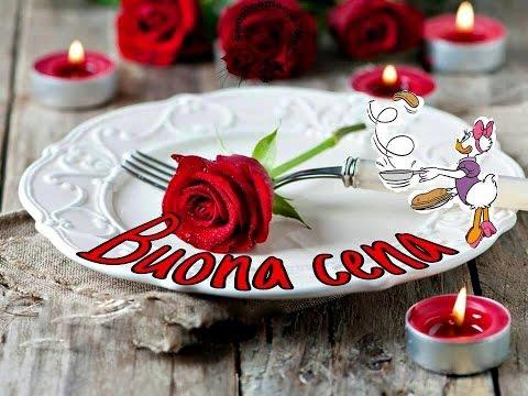 buona cena amore