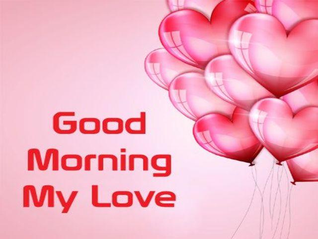 buona giornata amore