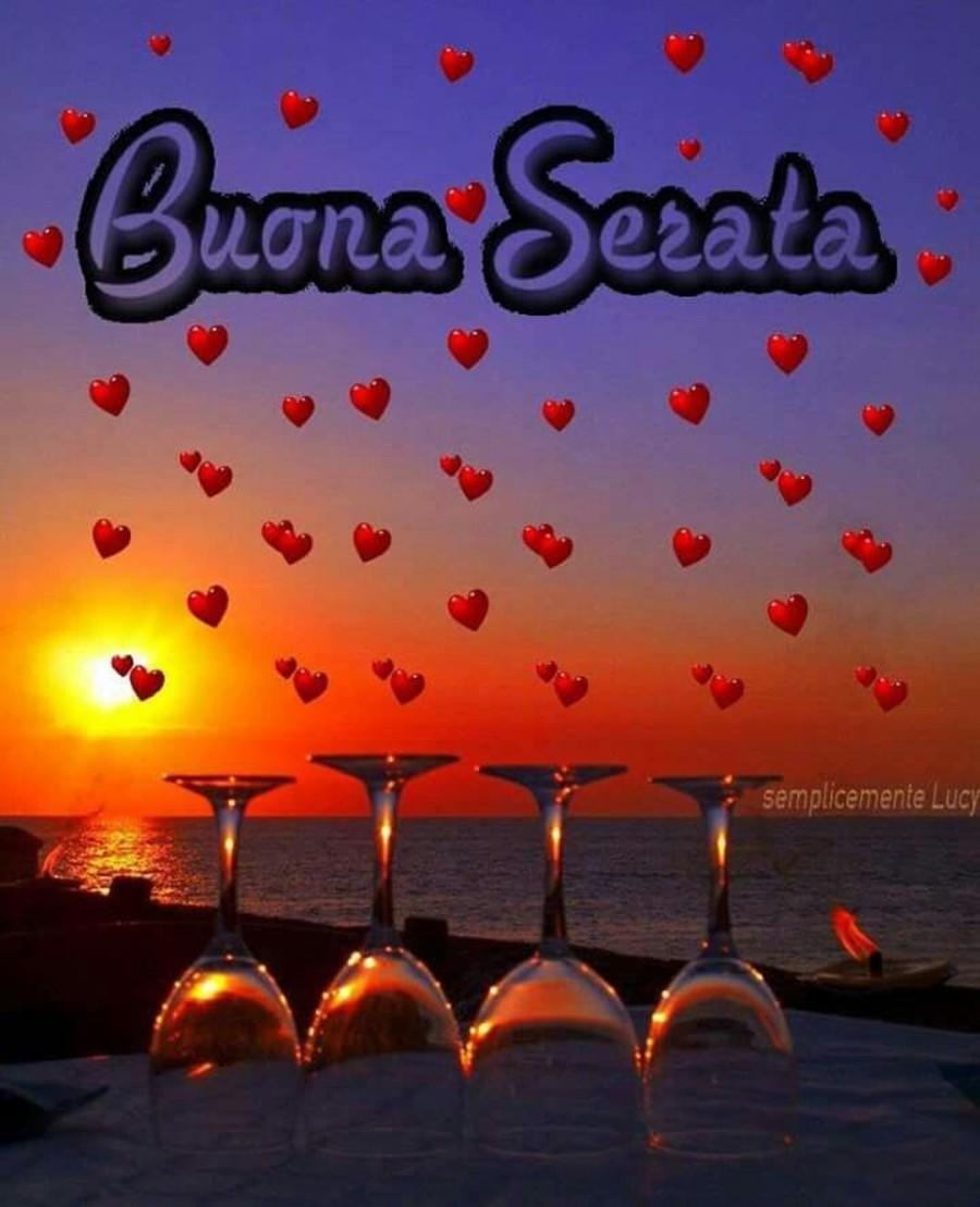 buona serata amore