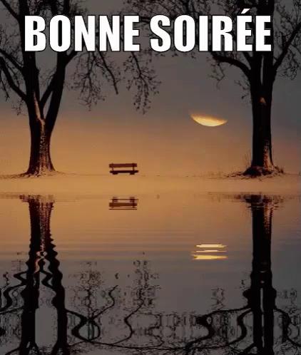 buona serata in francese