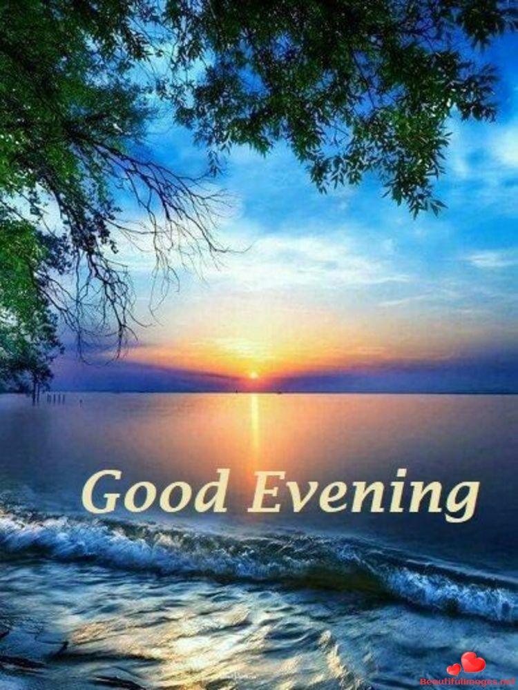 buona serata in inglese