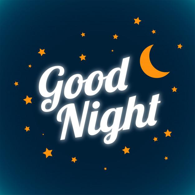buonanotte in inglese