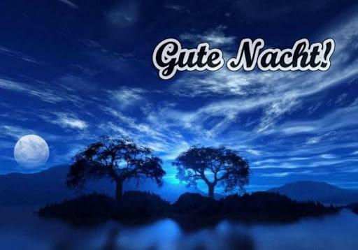 buonanotte in tedesco