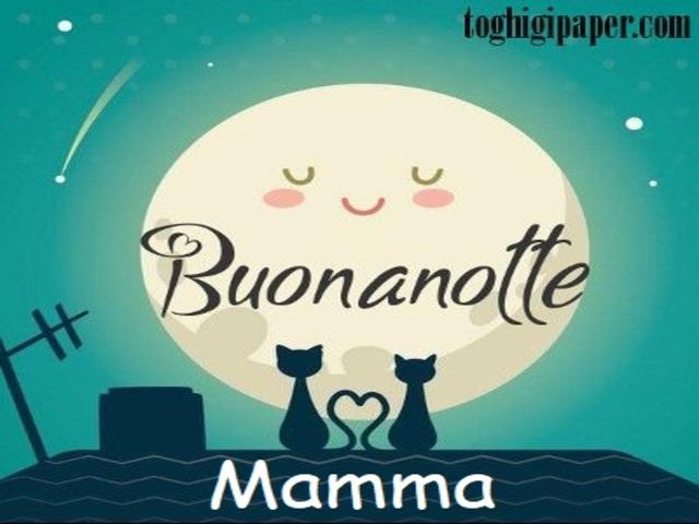 buonanotte mamma