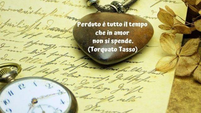 frasi sull'amore e il tempo