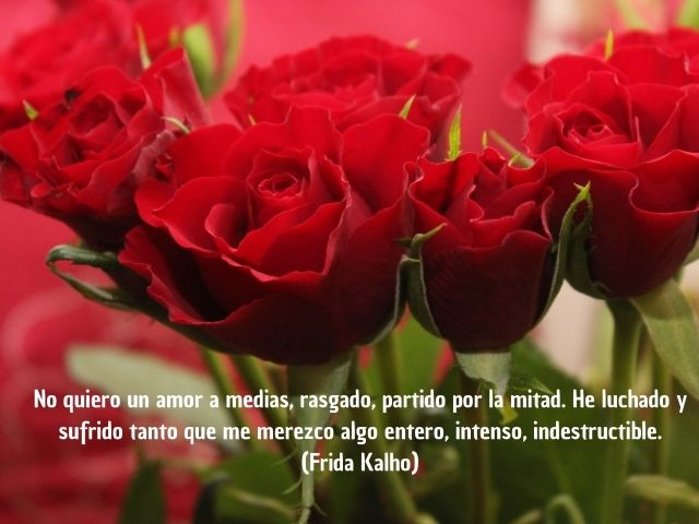 frasi d'amore in spagnolo