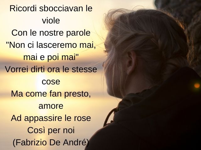 frasi tristi d'amore