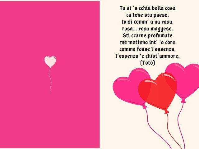 poesie d i amore