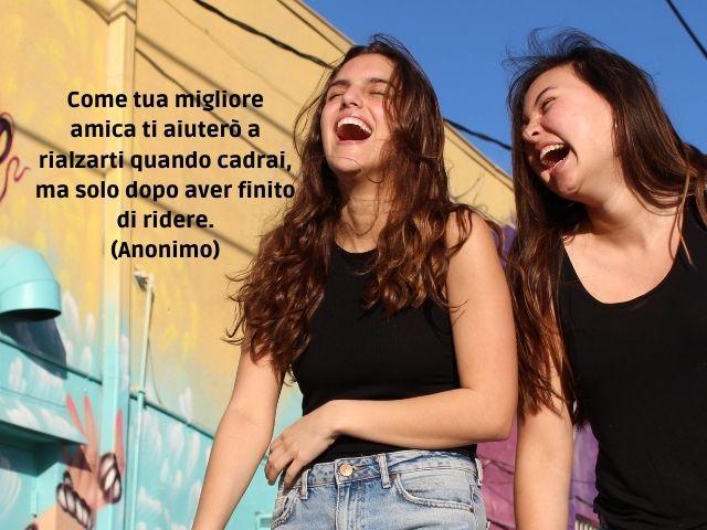 frasi divertenti sull'amicizia