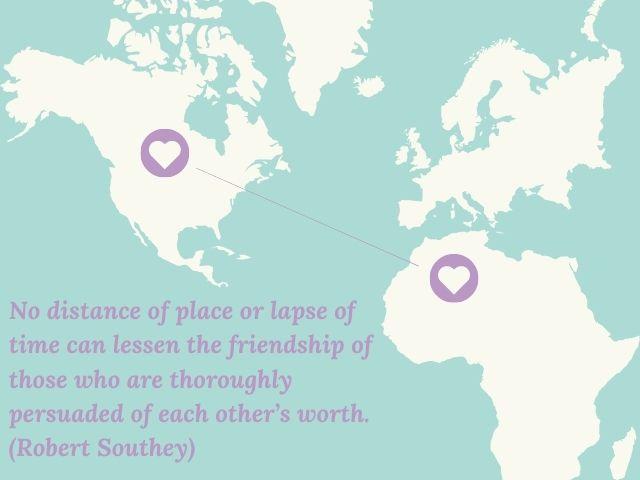 frasi tumblr amicizia a distanza