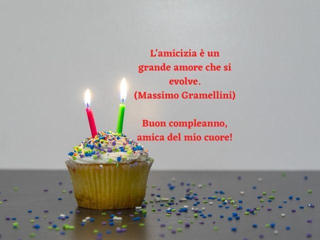 immagini di buon compleanno amica mia