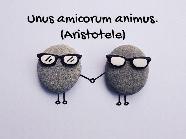 frasi in latino sull'amicizia