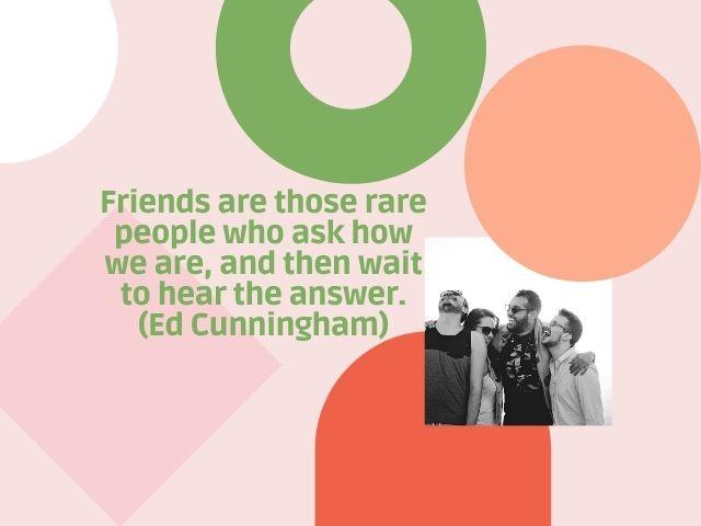 frasi sull'amicizia in inglese